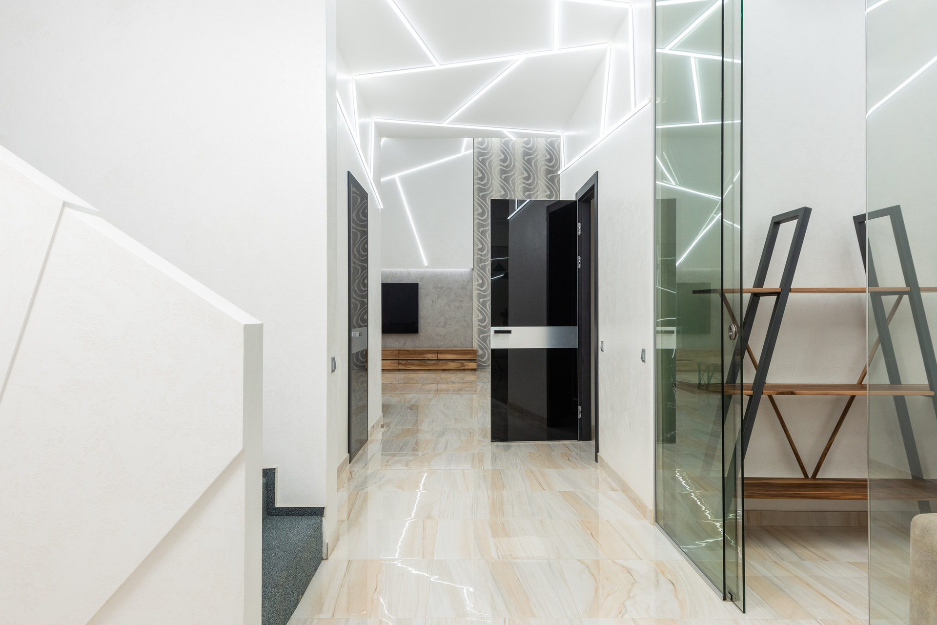 install glass partitions